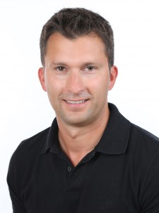 Andreas Haag - Dipl. Physiotherapeut (FH) im UNICUM Stuttgart.