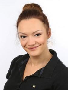 Helena Steineger - Sport- und Gymnastiklehrerin im UNICUM Stuttgart.
