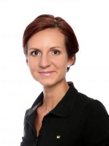 Monja Haller - Praxismanagerin im UNICUM am Stuttgarter Hauptbahnhof und Studentin für Sport- und Gesundheitsmanagement.