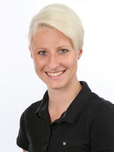 Tina Hohloch - Physiotherapeutin im UNICUM Stuttgart.