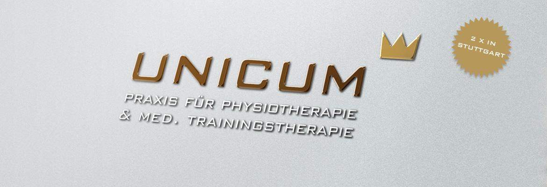 UNICUM - Ihre Praxis für Physiotherapie, medizinische Trainingstherapie, Logopädie, Schmerztherapie sowie Pilates, Yoga, Gesundheitskurse und betriebliche Gesundheitsförderung in Stuttgart. Unsere therapeutischen Spezialgebiete sind Rückenschmerzen, Kopfschmerzen, Parkinson & Multipler Sklerose Therapie, Skoliosetherapie und Tinnitustherapie. Sie finden uns direkt am Stuttgarter Hauptbahnhof und im Augustinum auf dem Stuttgarter Killesberg.