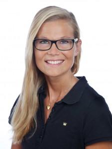 Lucie Berg - Physiotherapeutin im UNICUM Stuttgart.