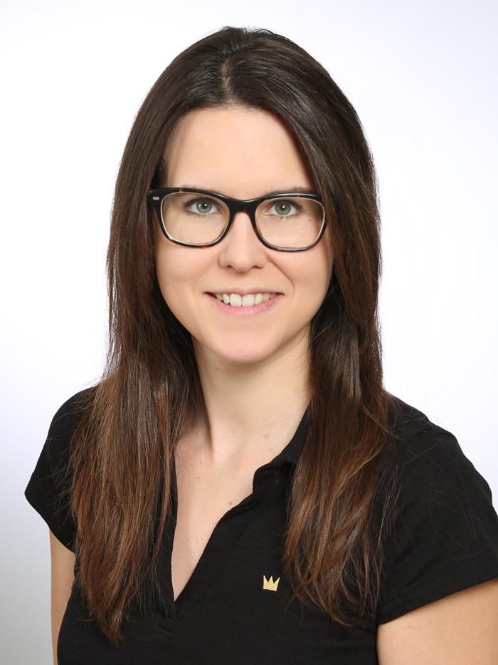 Christine Meier - Physiotherapeutin im UNICUM Stuttgart.