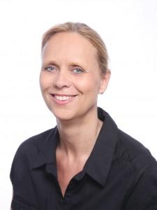 Nicole Kohl - Yogalehrerin im UNICUM Stuttgart.