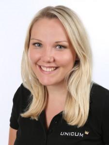 Natalie Reichart - Logopädin, Funktionelle Dysphagietherapeutin und Fachtherapeutin für Aphasie im UNICUM Stuttgart.