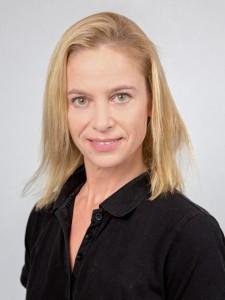 Daniela Lauinger - Physiotherapeutin im UNICUM Stuttgart.