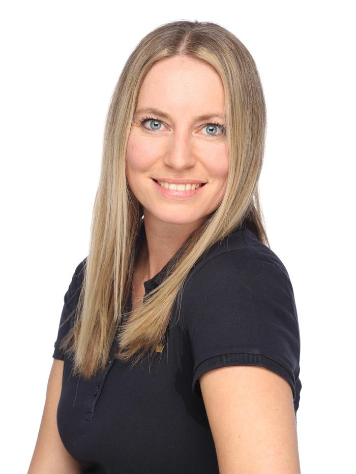 Corinna Gaiser - Physiotherapeutin im UNICUM Stuttgart.