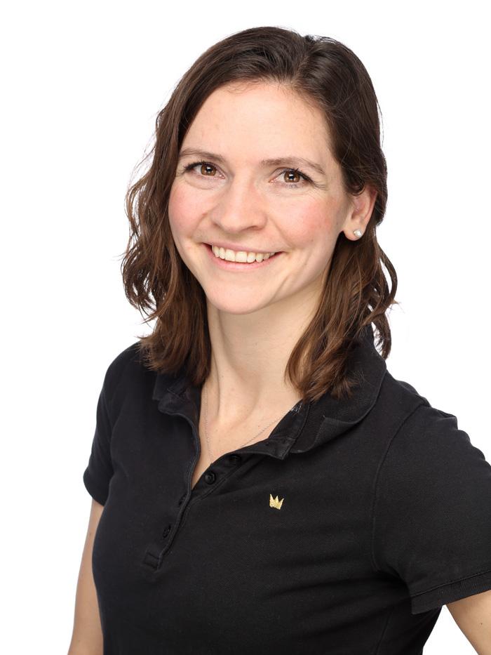 Damaris Walther - Physiotherapeutin und Sport- und Gymnastiklehrerin im UNICUM Stuttgart.