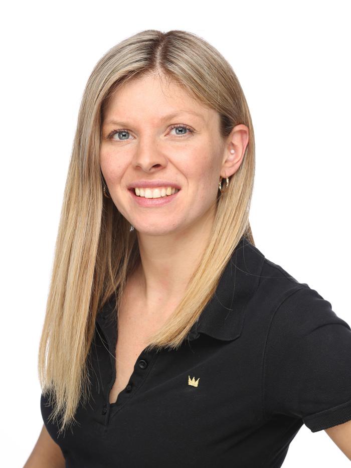 Nicole Greiner - Praxismanagerin im UNICUM am Hbf Stuttgart